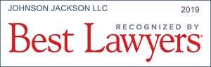 Recognized by Best Lawyers 2019 badge