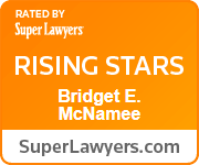 Super Lawyers - Rising Star - Bridget E. McNamee