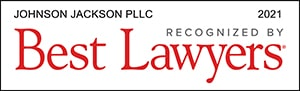 Recognized by Best Lawyers 2021 badge