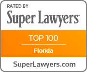 Super Lawyers - Top 100 Florida Lawyers